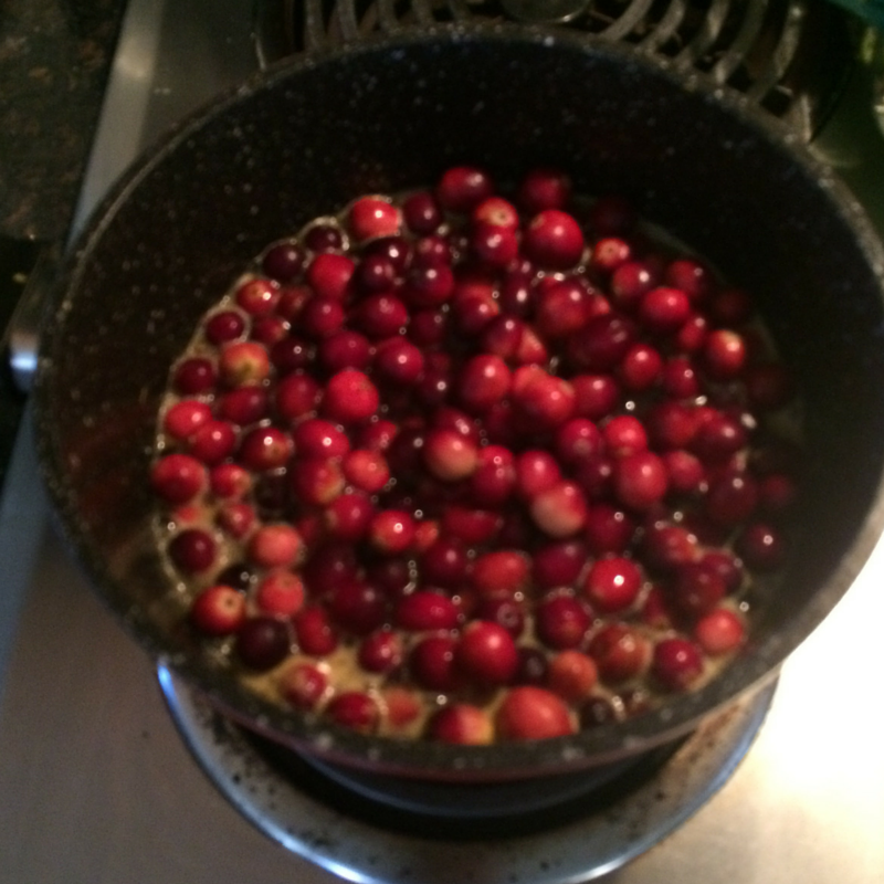 Perfect Cranberry Sauce, Cranberries