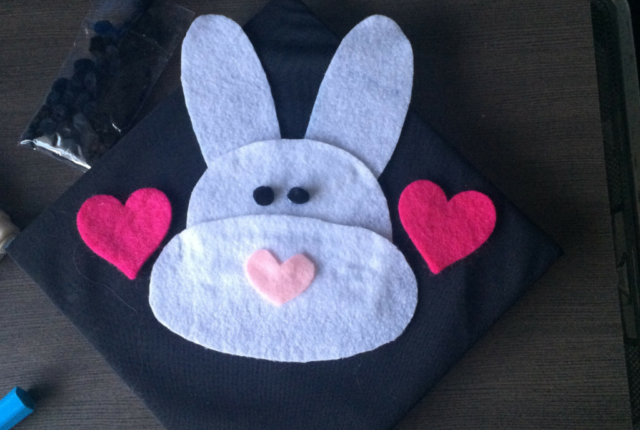 Bunny Grad Cap Featured Image