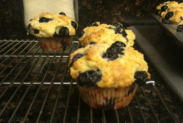 Perfect Blueberry Muffins featured image