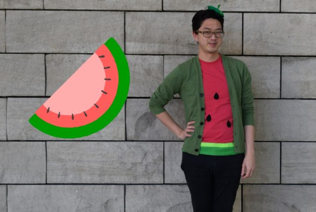 Watermelon DIY Costume