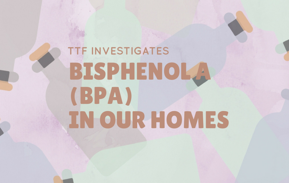 BPA in our homes
